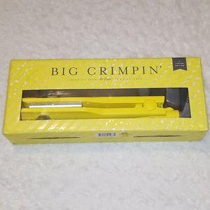 New! drybar crimping iron